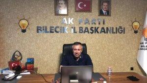 İl Başkanı Yıldırım, Bakan Dönmez'le görüştü