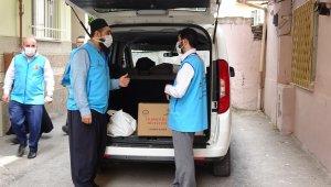 İmamlar kapı kapı gezip ihtiyaç sahiplerine ulaşıyor - Bursa Haberleri