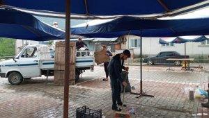 İnegöl'de pazarlarda yeni dönem başladı - Bursa Haberleri