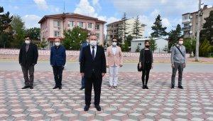 İnönü'de Gençlik Haftası kutlaması