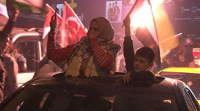 İsrail Konsolosluğu önünde İsrail zulmü protesto edildi