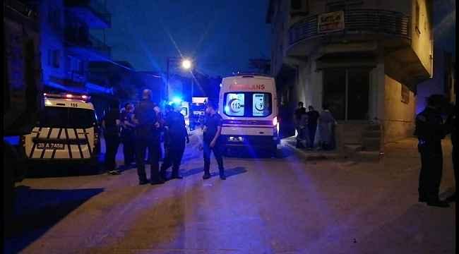 İzmir'de akrabalar arasında silahlı kavga: 4 yaralı