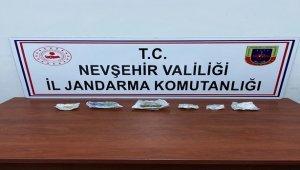 Jandarma ekipleri uyuşturucudan 4 kişiyi gözaltına aldı