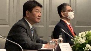 Japonya, ABD ve Güney Kore dışişleri bakanlarından üçlü zirve