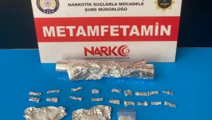 Kahramanmaraş'ta uyuşturucuya 2 tutuklama