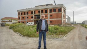 Karacabey'de spor kompleksi inşaatı tam gaz - Bursa Haberleri