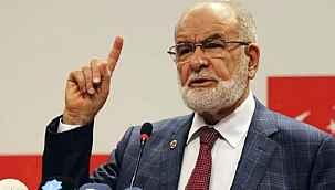 Karamollaoğlu, Cumhur İttifakı'na ortak olmak için tek şart koştu