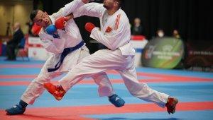 Karate 1 Premier Lig'de üç bronz şansı