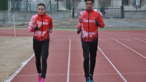 Karslı atletler Türkiye şampiyonu oldu