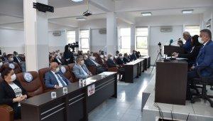 Kdz. Ereğli Belediye Meclisi, İsrail'i kınadı