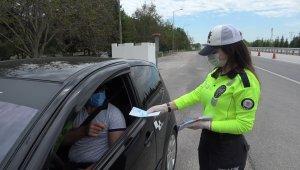 Kırklareli'nde Trafik Haftasında sürücülere kurallar hatırlatıldı