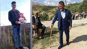 Koyun otlatma nedeniyle baba ve oğlunu öldürdü