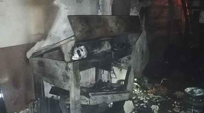 Lazer makinesi patlaması korku dolu anlar yaşattı - Bursa Haberleri