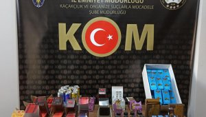 Malatya'da çok sayıda cinsel uyarıcı ürün ele geçirildi