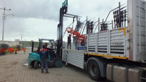 Malazgirt'ten 5 ülkeye tarım aleti ihracatı