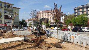 Maltepe'de Atatürk Parkı halkın istediği gibi dönüşüyor
