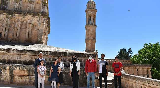 Mardin Büyükşehir Belediyesi, Süryani vatandaşların Paskalya Bayramını kutladı