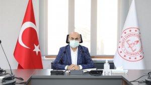 Mardin'de pazar yerlerine ilişkin toplantı düzenlendi