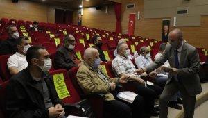 Mayıs ayı belediye meclis toplantısı yapıldı