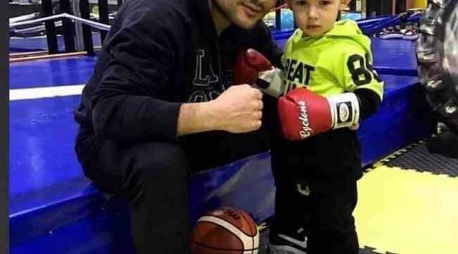 Milli sporcu Akyol'un 4 yaşındaki oğlu hayatını kaybetti