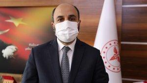 """Müdür Oruç: """"İl dışından gelen ailelerden kaynaklı 56 pozitif vakayı kontrol altına aldık"""""""