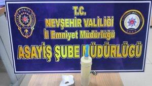 """Nevşehir'de """"Sokak operasyonu""""nda 6 uyuşturucu taciri tutuklandı"""