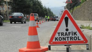 Ordu'da trafik denetimleri arttı