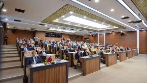 Ortahisar Belediye Meclisi'nden İsrail'i kınama