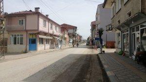 Pazaryeri sokakları sessizliğe büründü
