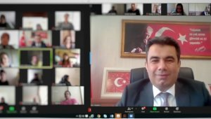 Safranbolu öğrenci velileri ile online buluşmalar devam ediyor