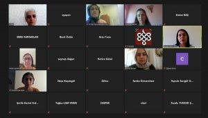 SANKO Üniversitesi'nde Hemşire adayları ile online söyleşi