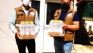 Sarıgöl'de kiraz üreticisini etkileyen sirke sineğiyle mücadele