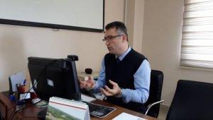 SAÜ'de 'Tıpta Yapay Zeka Kullanımı' semineri düzenlendi