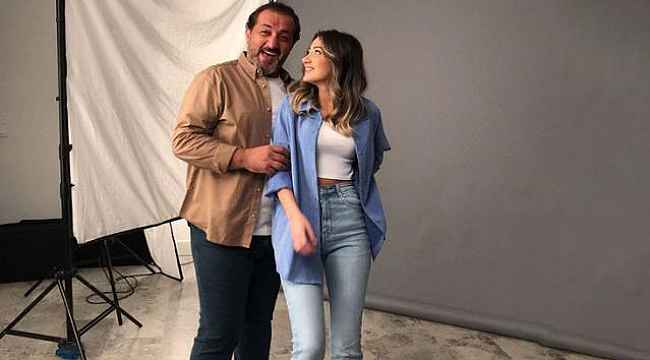 Şef Mehmet Yalçınkaya'nın kızı Sude'den bikinili poz