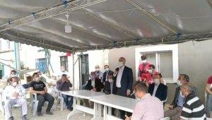 Şehit Ahmet Asan için Hatmi Şerif duası yapıldı