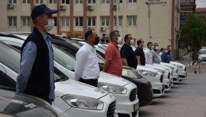 Şehzadeler Belediyesinden Vefa Sosyal Destek Grubu'na araç desteği