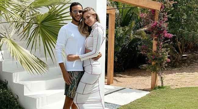 Şeyma Subaşı, sevgilisi Mohammed Al Saloussi ile evleceğini duyurdu