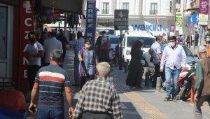 """Sınır ili Kilis'te """"kademeli normalleşme"""" başladı"""