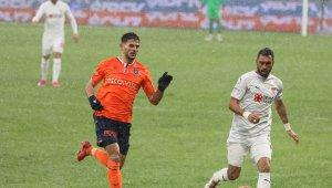 Sivasspor ile Başakşehir 26. randevuda
