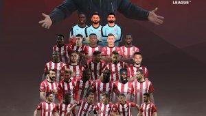Sivasspor'dan Avrupa paylaşımı
