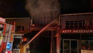 Sünger deposu bir ayda 2 kez yandı - Bursa Haberleri