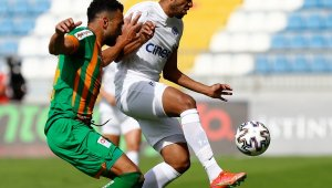 Süper Lig: Kasımpaşa: 2 - Aytemiz Alanyaspor: 0