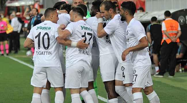 TFF 1. Lig Play-Off: Altay: 3 - İstanbulspor: 1