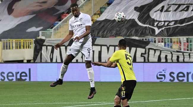 TFF 1. Lig Play-Off: Altay: 3 - İstanbulspor: 2