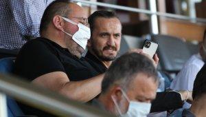 TFF 1. Lig Play-Off: Altınordu: 0 - Yılport Samsunspor: 0