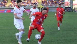 TFF 1. Lig Play-Off: Altınordu:1 - Yılport Samsunspor: 0