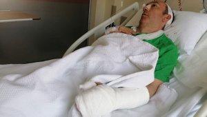 Tokat'ta 'gürültü' kavgasında profesör hastanelik oldu