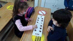 TOKİ Mehmet Akif Ersoy İlkokulu E-Twinnig projesinde dolu dizgin