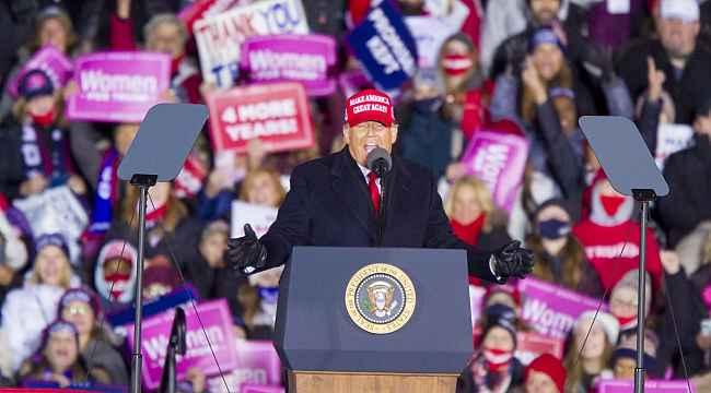 Trump, 2024'te yeniden aday olabilir