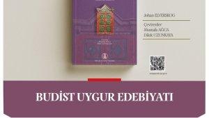 Türk Dil Kurumunun yeni yayını: Budist Uygur Edebiyatı